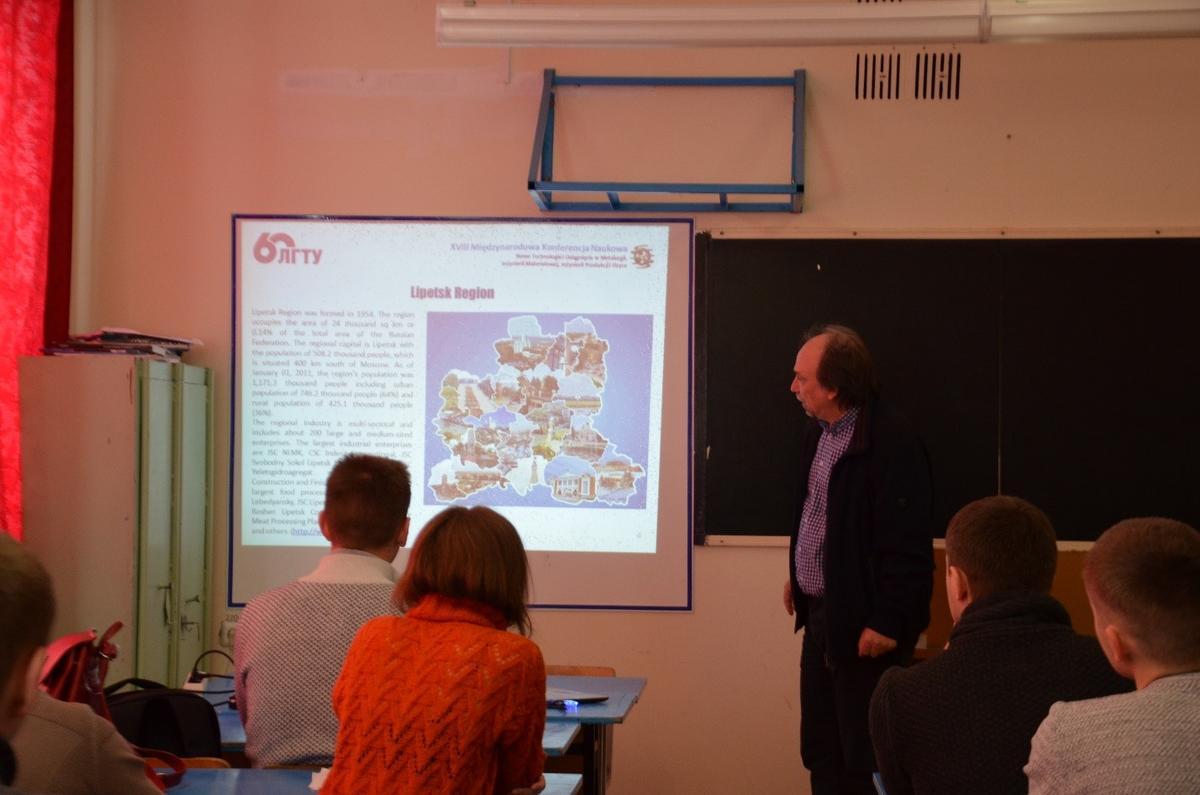 ГГТУ имени П.О.Сухого посетила делегация из Липецкого государственного технического университета
