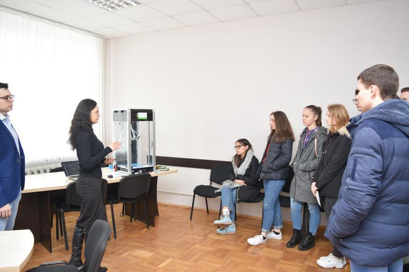 Кафедра «Металлургия и технологии обработки материалов» ГГТУ имени П.О.Сухого провела университетскую субботу 6