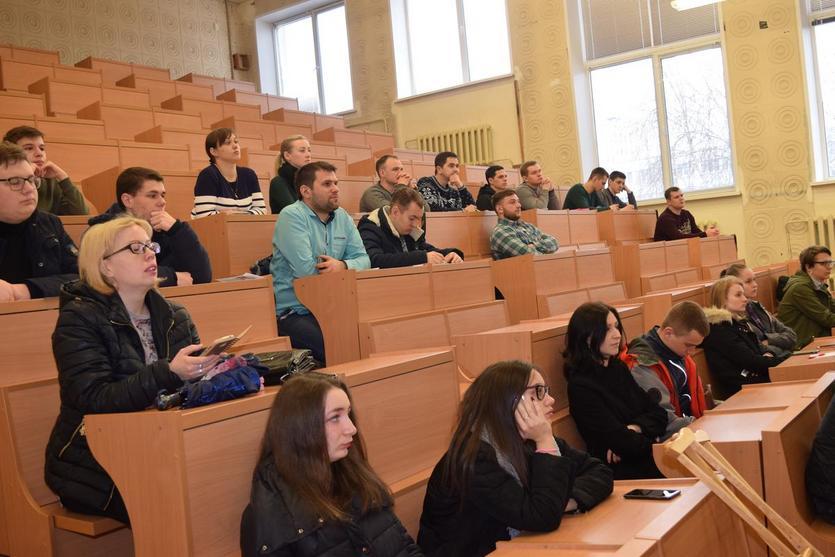 Кафедра «Металлургия и технологии обработки материалов» ГГТУ имени П.О.Сухого провела университетскую субботу 1