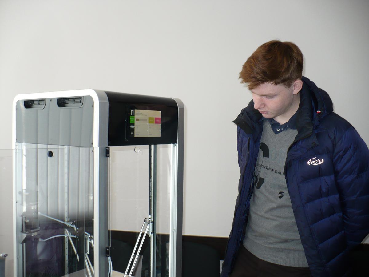 """Университетская суббота """"Инженер 3D. Будущее уже сегодня"""" в ГГТУ имени П.О.Сухого"""
