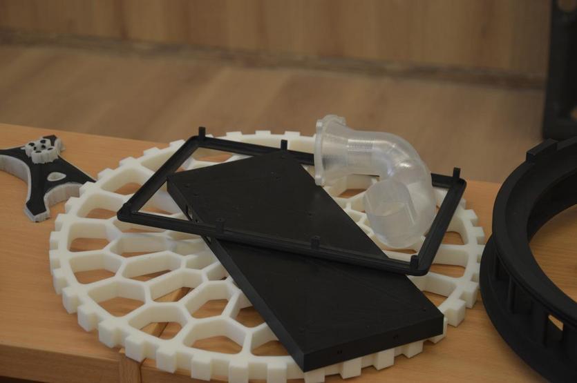 В ГГТУ имени П.О.Сухого прошел региональный научно-технический семинар «3D-Технологии реверс инжиниринга и быстрого прототипирования» 4