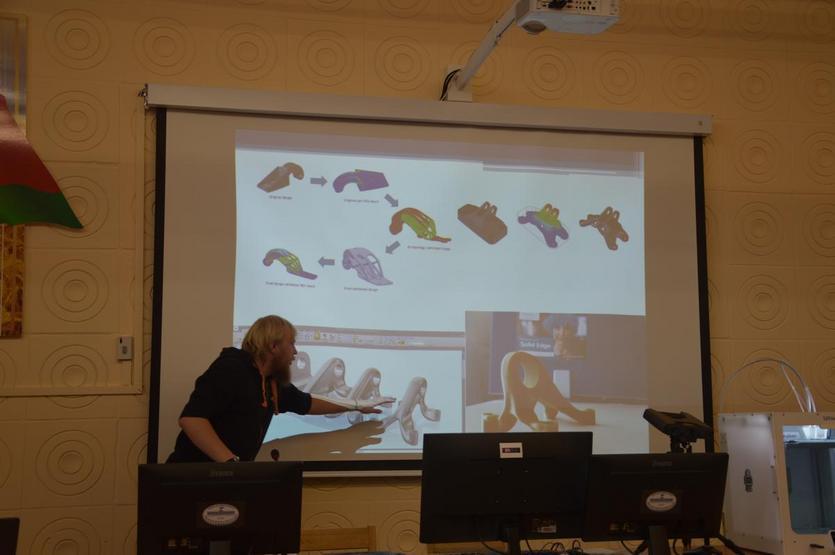 В ГГТУ имени П.О.Сухого прошел региональный научно-технический семинар «3D-Технологии реверс инжиниринга и быстрого прототипирования» 5