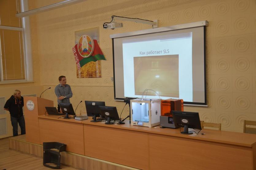 В ГГТУ имени П.О.Сухого прошел региональный научно-технический семинар «3D-Технологии реверс инжиниринга и быстрого прототипирования» 1