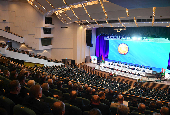 Научные сотрудники ГГТУ имени П.О.Сухого приняли участие во ІІ Съезде ученых Республики Беларусь