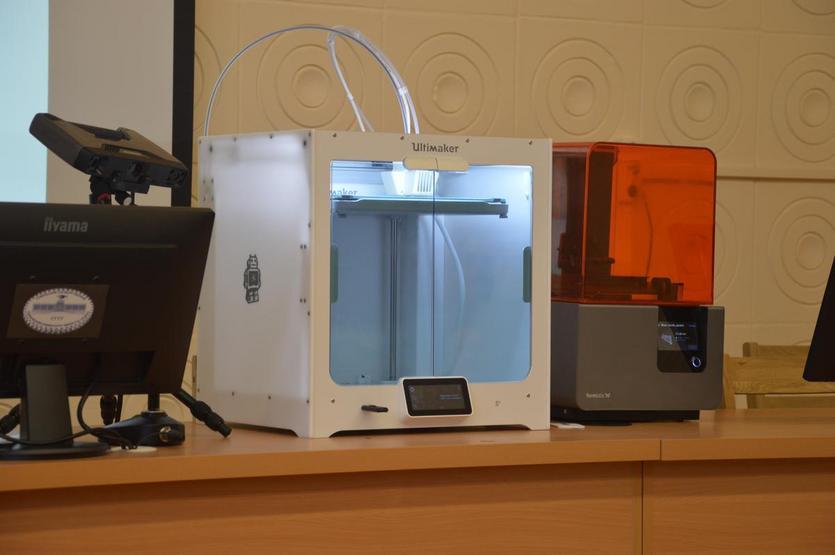 В ГГТУ имени П.О.Сухого прошел региональный научно-технический семинар «3D-Технологии реверс инжиниринга и быстрого прототипирования» 3