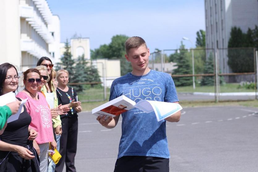 Спортивный день механико-технологического факультета, посвящённый дню факультета, прошел в ГГТУ 9