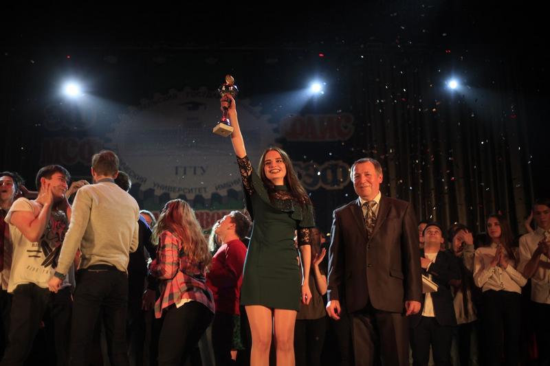 В ГГТУ имени П.О.Сухого состоялся финал конкурса «А ну-ка, первокурсник»