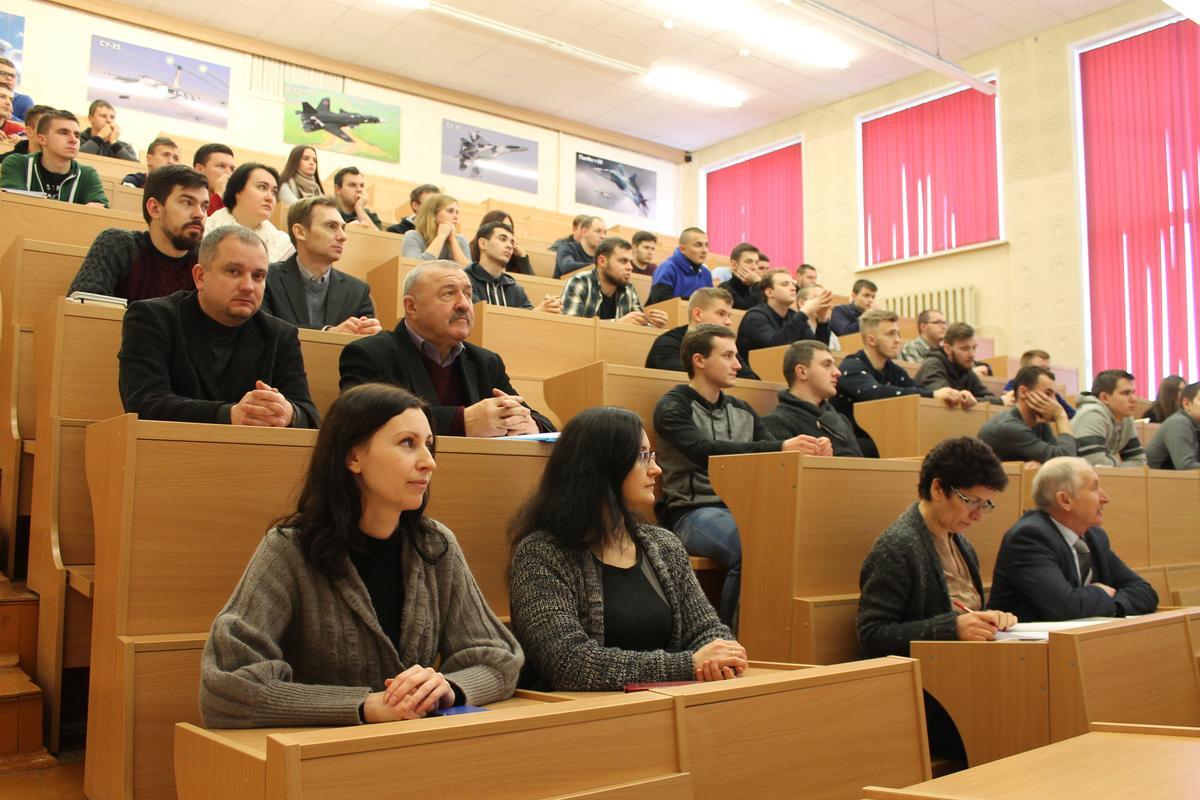 В ГГТУ имени П.О.Сухого профессор из Ченстоховского технологического университета (Польша) Анна Кавалек прочла курс лекций