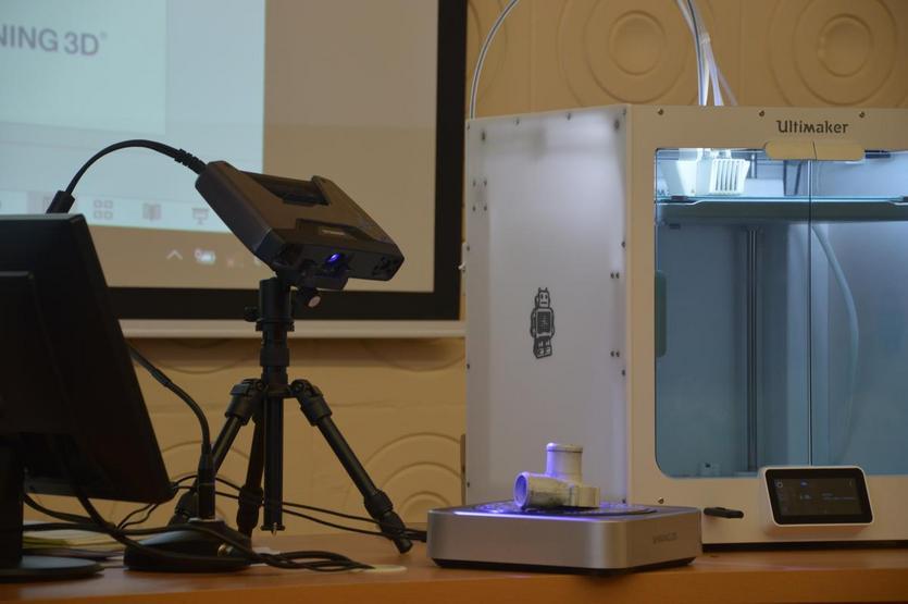 В ГГТУ имени П.О.Сухого прошел региональный научно-технический семинар «3D-Технологии реверс инжиниринга и быстрого прототипирования» 6