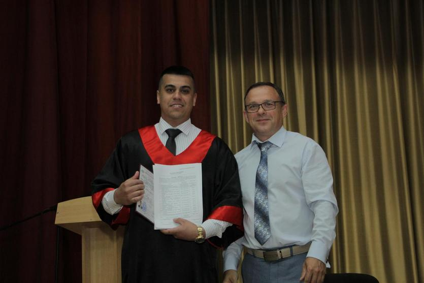 Вручение дипломов на механико-технологическом факультете ГГТУ имени П.О.Сухого 6